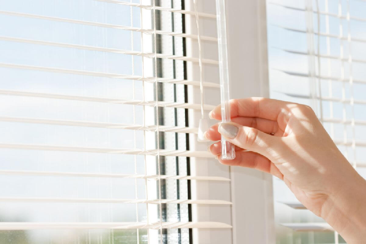 uPVC Window Blinds London