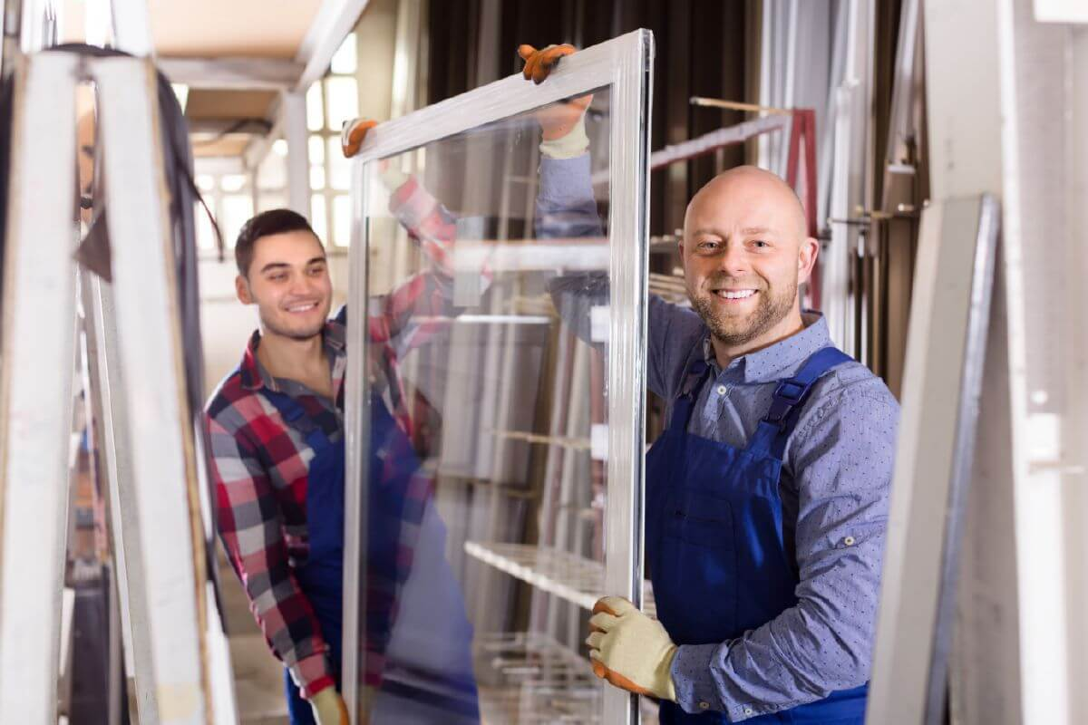 uPVC Window Manufacturers London